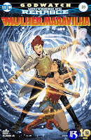 DC Renascimento: Mulher Maravilha #20