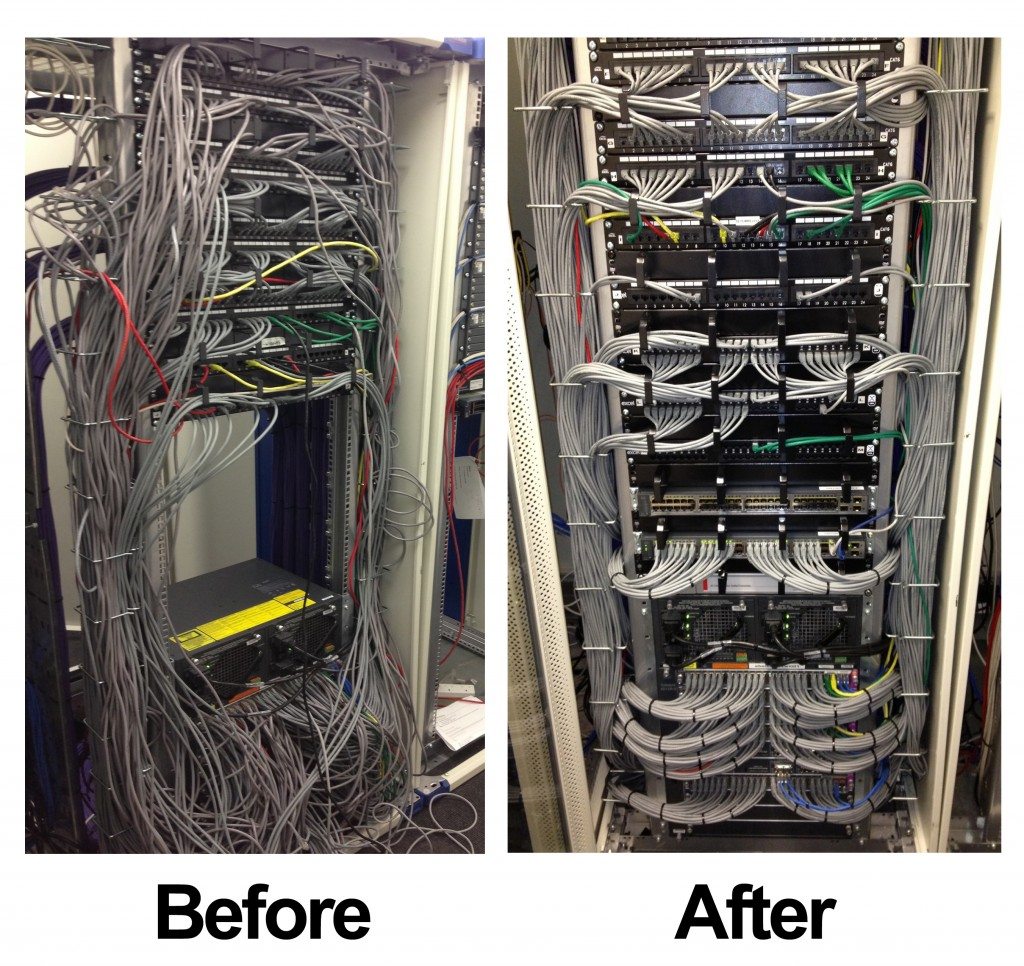 This also is server room with full cabling installation to different  device, the proper cabling efficient Network System performance. we upgrade  the Network ...