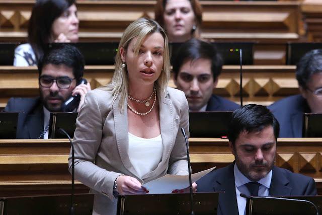 Deputada Ana Oliveira