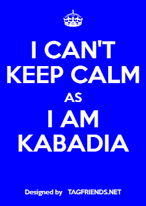 Indian Names Directory ; Tag A KABADIA Friend