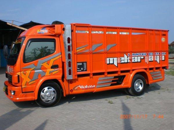 Modifikasi Mobil Hotrod Indonesia