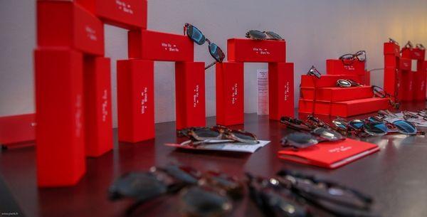 Les lunettes Vite Vu Bien Vu à la Beauty Party Toulouse