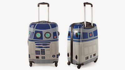 Awesome R2-D2 Gadgets and Gifts - R2-D2 Suitcase (15) 13