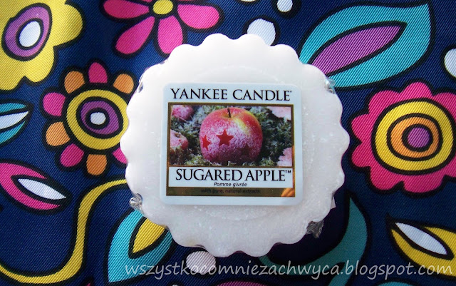 Yankee Candle, Sugared Apple
