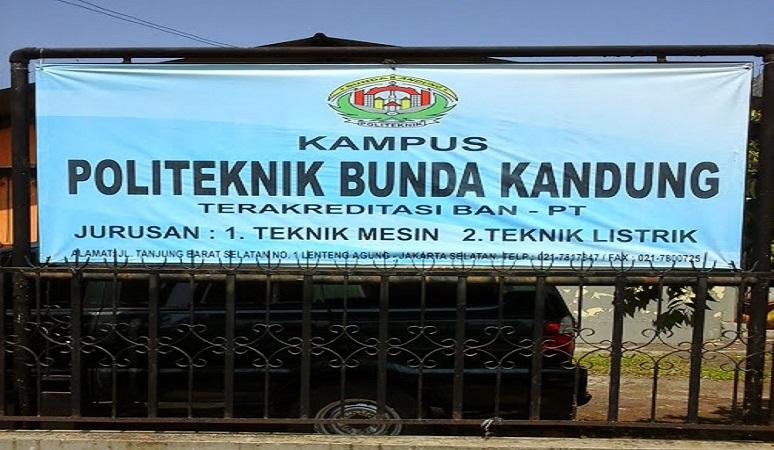 PENERIMAAN MAHASISWA BARU (POLTEK BUNDA KANDUNG) 2018-2019 POLITEKNIK BUNDA KANDUNG