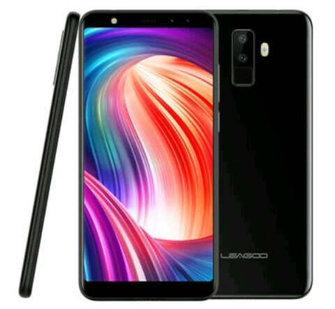 Leagoo M9 - 5.5Inch Fingerprint Android Smartphone