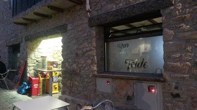 Reapertura del Bar El Teide, Santibáñez el Bajo, Cáceres