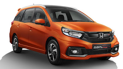 New 2017 Honda Mobilio Facelift version wallpaper