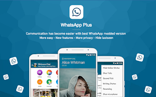 WhatsApp Plus APK (Whatsapp Mod Apk) Terbaru