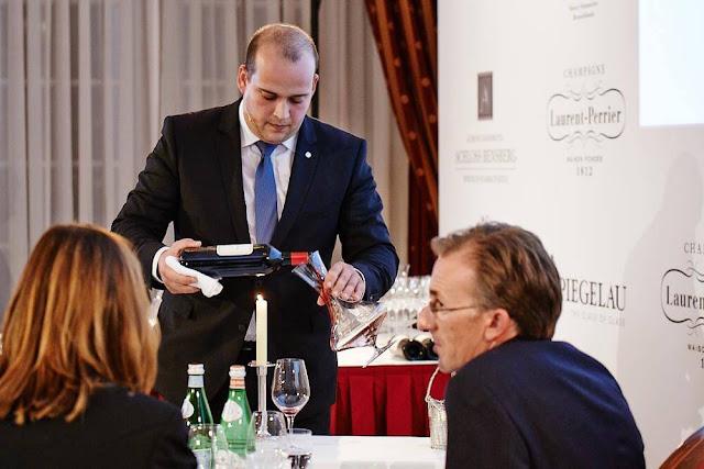 Sommelier Union, bester Sommelier Deutschland, Wein