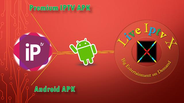 Premium IPTV APK