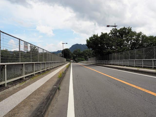 国道412号 道志橋