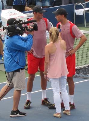 Bryans to face Kontinen-Peers in semis of ATP Finals