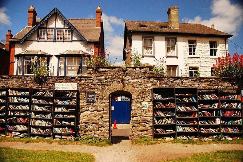 Hay-on-Wye, la ciudad de los libros | Gales