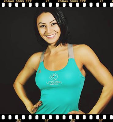Biografie Cristina Nedelcu Wiki instructor gimnastica aerobica