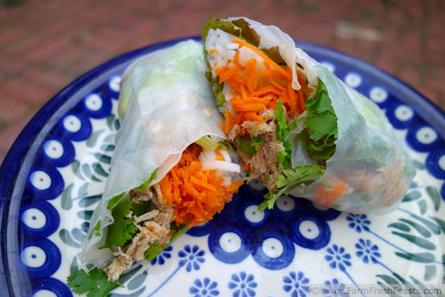 http://www.farmfreshfeasts.com/2013/06/chicken-adobo-summer-rolls-repurposed.html