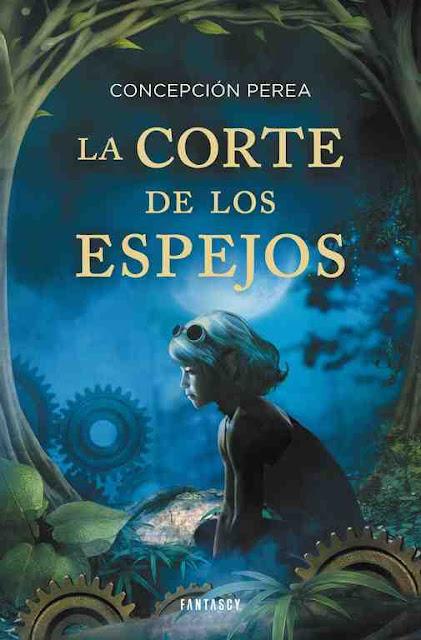 Concepción Perea, La corte de los espejos