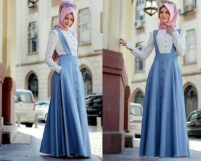 Fashion Terbaru Muslimah di Indonesia 1