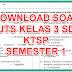 Download Soal PKN Kelas 3 SD Kurikulum KTSP Lengkap Dengan Kunci Jawaban