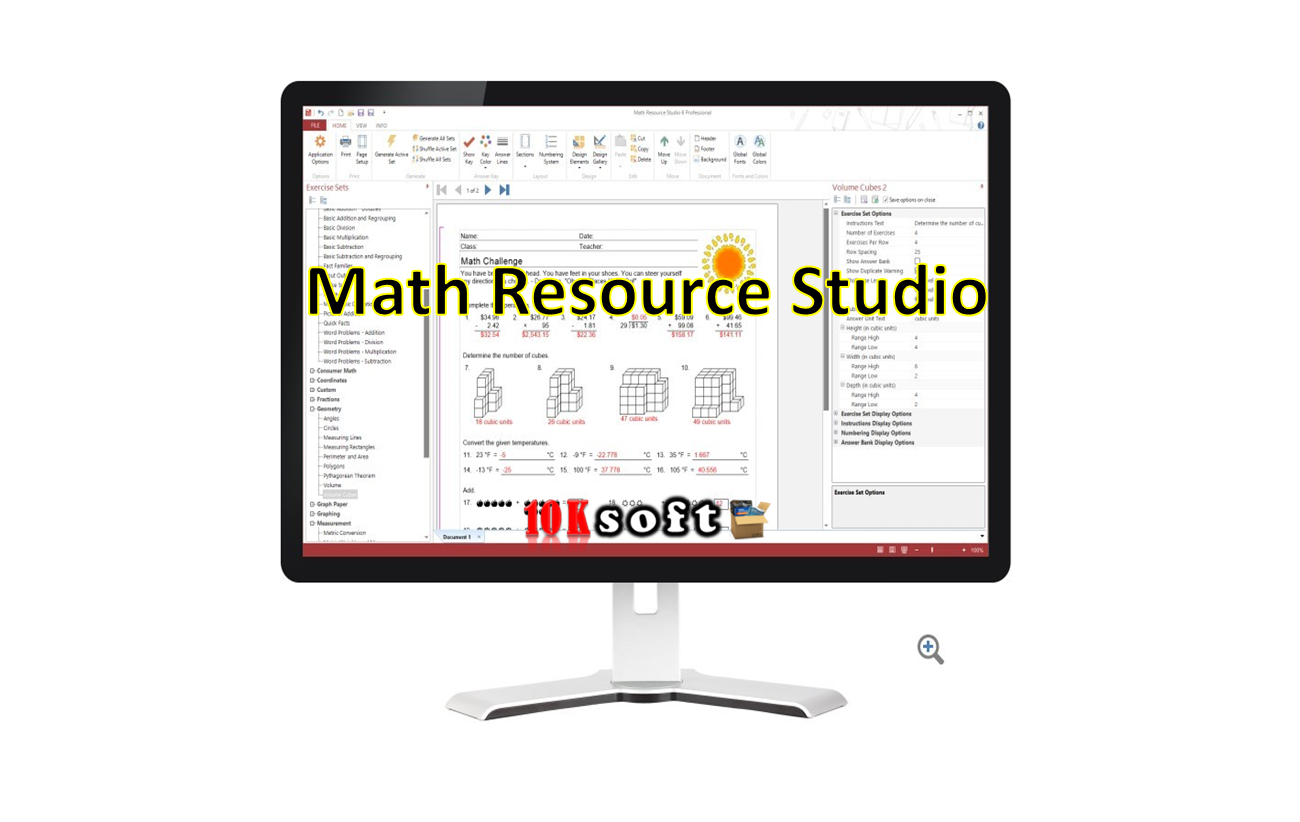 Schoolhouse Technologies Math Resource Studio Free