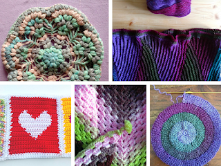 Quick Crochet Patterns for Christmas Gifts