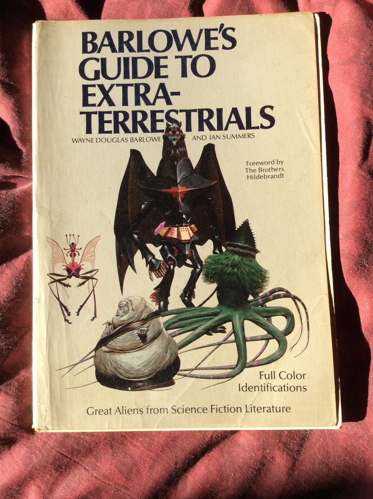 Whispers From The Ghooric Zone The Lovecraftian Thing A Manual Guide