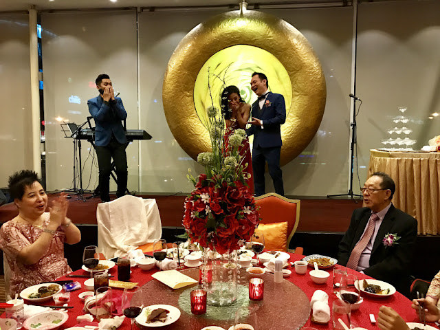 Excellent Chinese food wedding Malaysia
