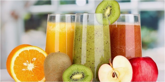 Contoh Minuman Yang Cocok Untuk Berdiet