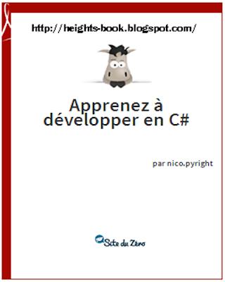 Télécharger Livre Gratuit Apprenez à développer en C# pdf