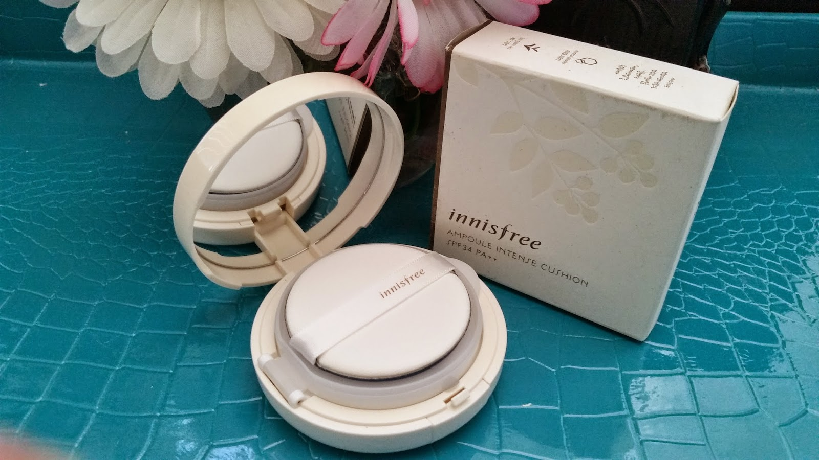 Ampoule Intense Cushion compact look