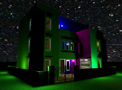 Model Rumah Minimalis 3 Lantai 2020
