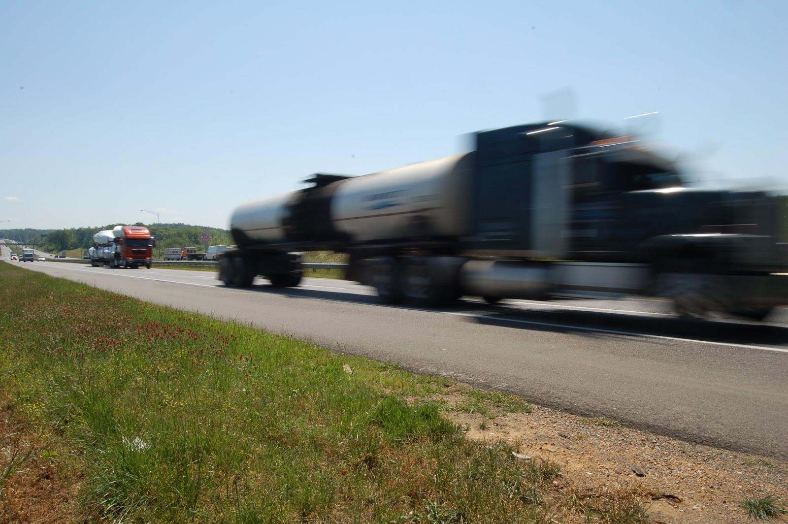 Truck speed limiter mandate