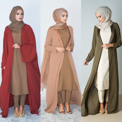 Fashion Hijab Muslimah Terkini