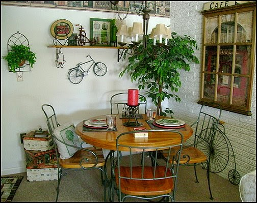 Decorating theme bedrooms - Maries Manor: french cafe
