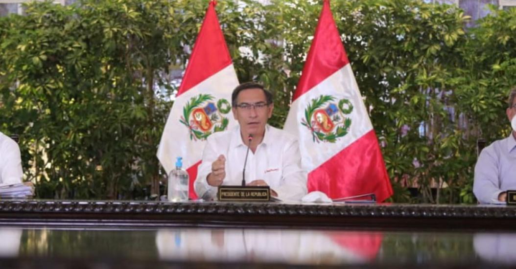 Gobierno extendió el estado de emergencia hasta el 10 de mayo