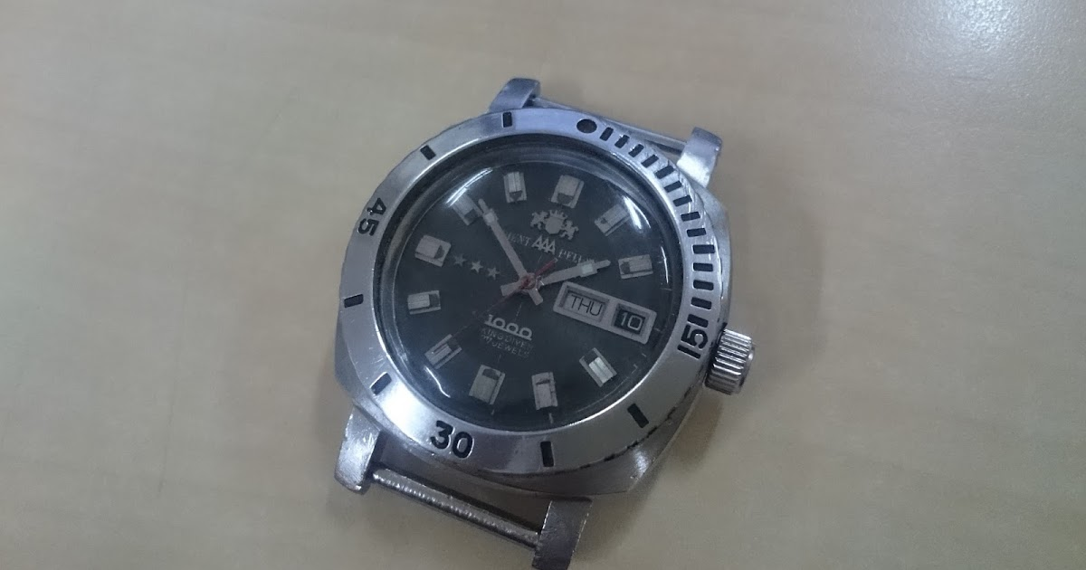 xDeath Market: (SOLD) Orient AAA Deluxe King Diver 1000m ...