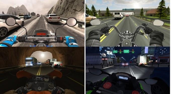 Traffic Rider - Το καλύτερο παιχνίδι με μηχανές!