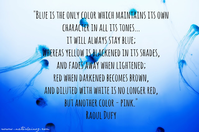 Blue Quote via www.natashainoz.com