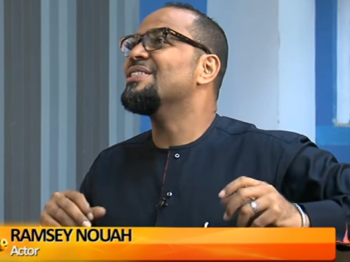 ramsey nouah channels tv interview