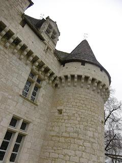 Tour du chateau de Monbazillac, malooka