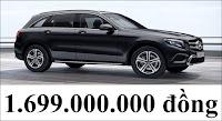 Giá xe Mercedes GLC 200 2020