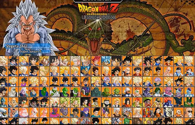 โหลดเกมส์ PC Dragon Ball Z Ultimate Fighter