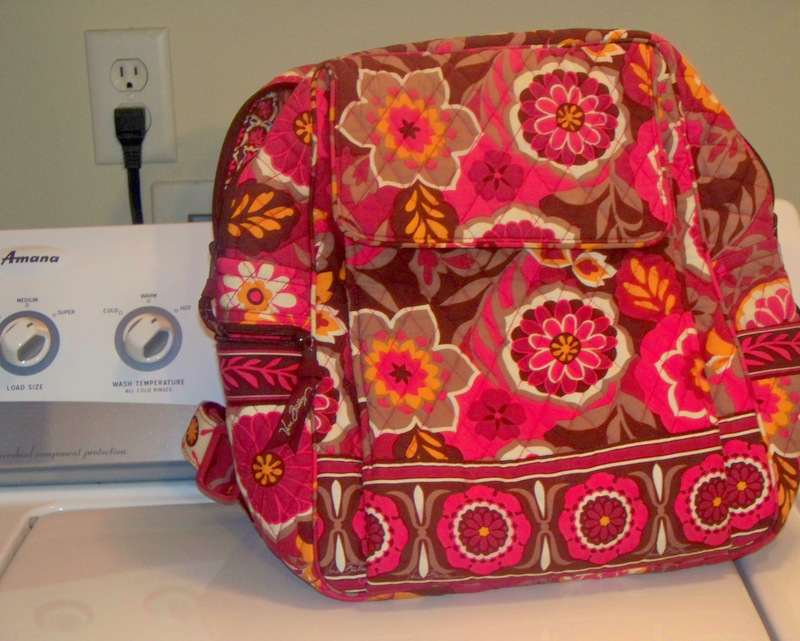 How To Wash A Vera Bradley Bag By