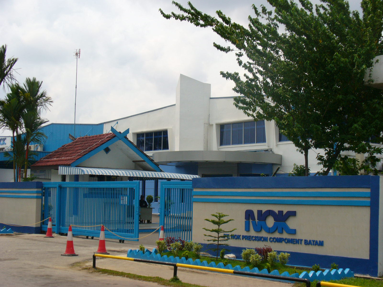 INFO Loker Terbaru di MM2100 PT NOK Indonesia Cikarang