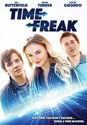 Time Freak [2018] [DVD R1] [Latino]