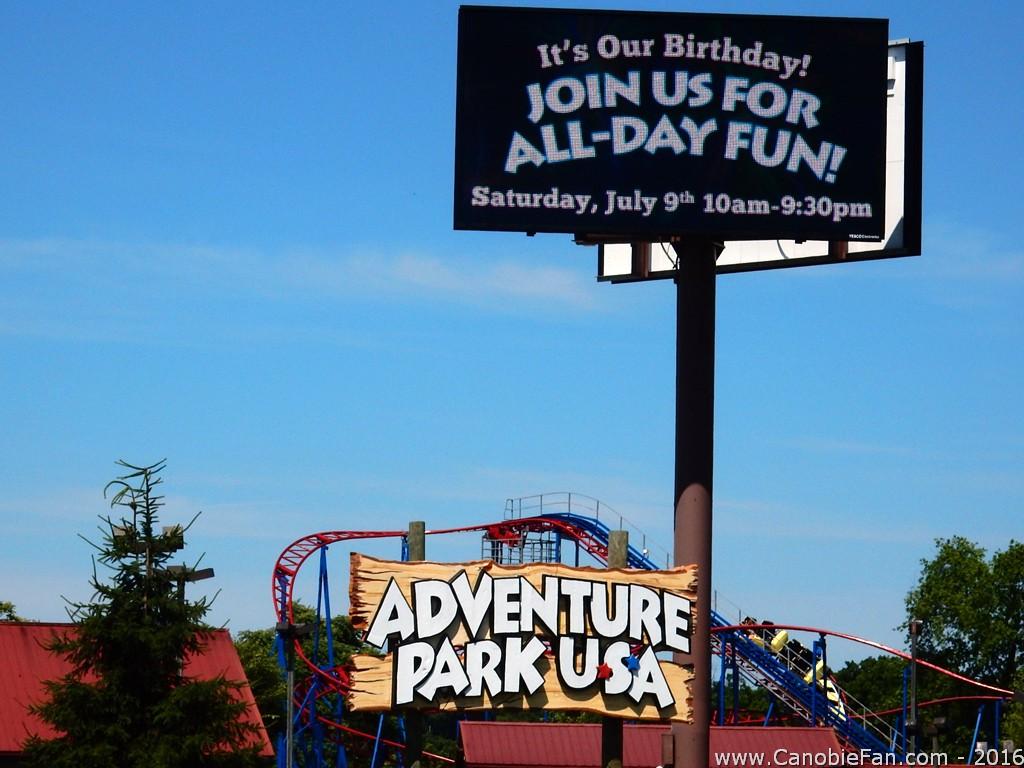Amusement Park Stuff Adventure Park Usa And Stuff