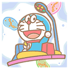 Doraemon Pop-Up Stickers