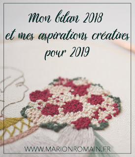 Bilan 2018 et aspirations 2019 - Marion Romain