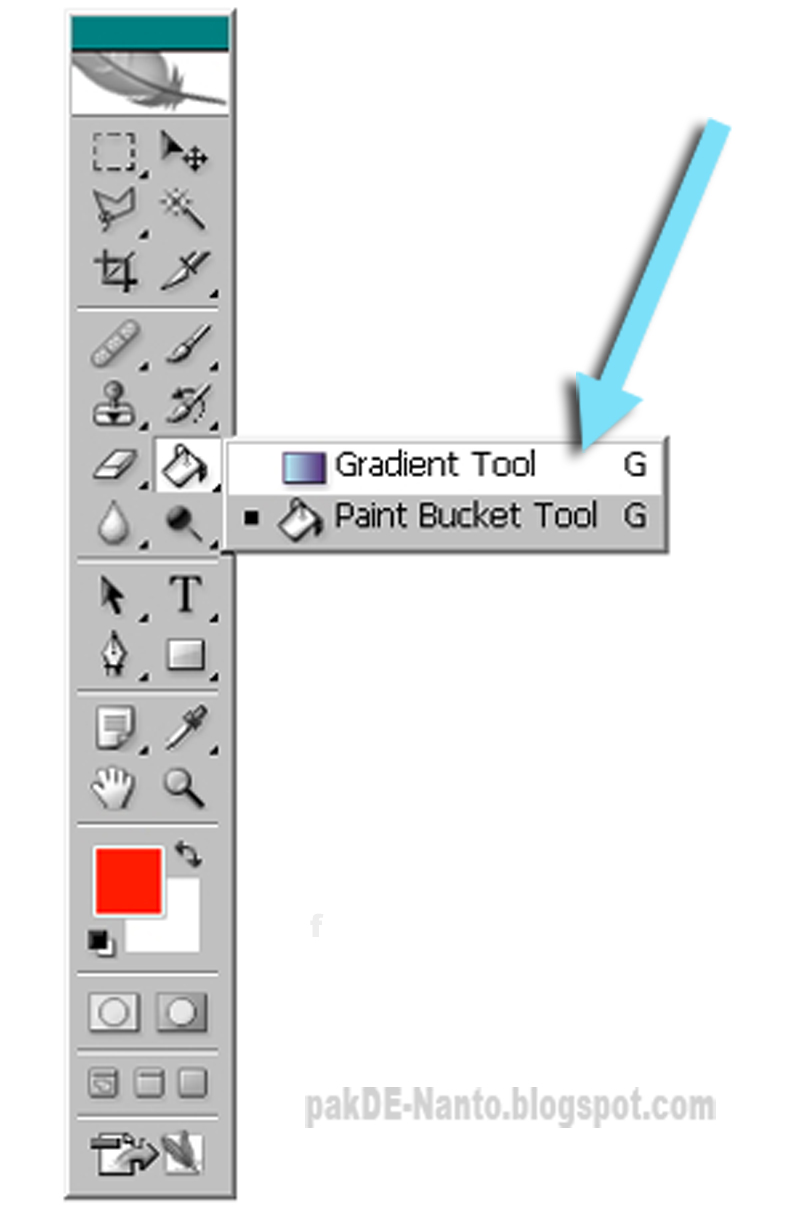Cara Ganti Warna Background Di Photoshop Cs6 : ganti, warna, background, photoshop, Membuat, Background, Gradasi, Photoshop, PAKDE, NANTO