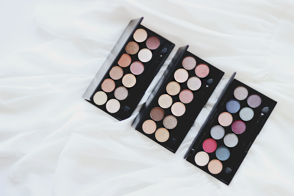 Sleek Makeup i-divine eyeshadow palettes Beauty Blog Review
